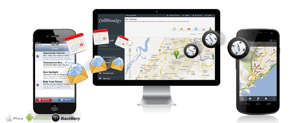 Cell Phone Tracker | Cell Phone Tracking Software